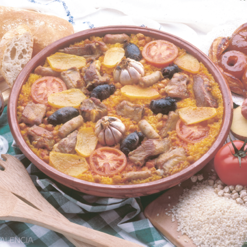 solea spanish school arroz al horno