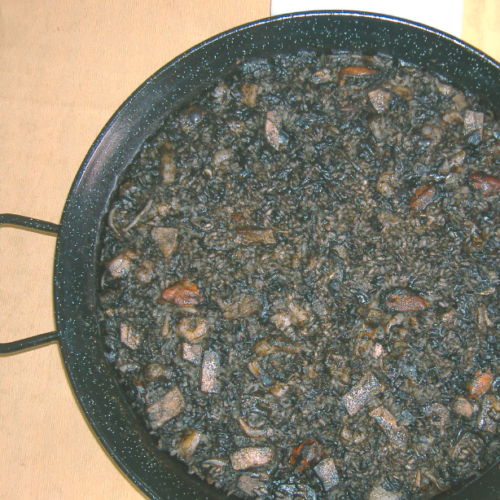 solea spanish school arroz negro