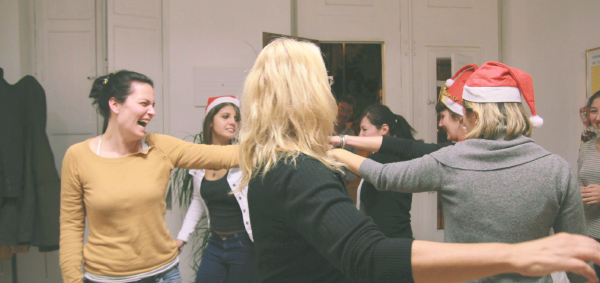 solea spanish school christmas dance