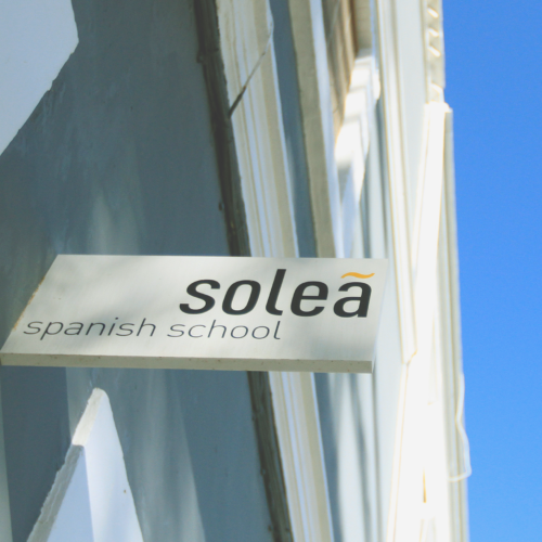 solea spanish school display